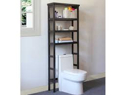 bathroom space saving ideas bathroom space saver toilet with brown finish home