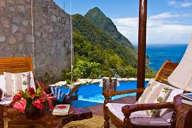 st lucia ladera resort only 6 villas and 26 suites and a