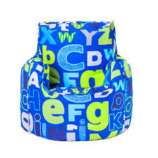children character filled beanbag kid bean bag chair seat play