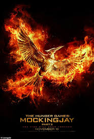first look at final fiery symbol for the hunger games mockingjay