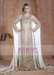 classy gold and off white u0026 gray modern moroccan wedding long