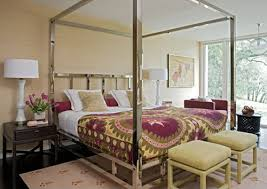Modern Canopy Bed Making A Statement In The Bedroom The Modern Canopy Bed Design