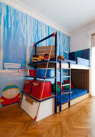 Cool Bunk Bed Plans Creating Bedroom With Bunk Bed Ideas Home Interior Design