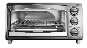 Black And Decker Home Toaster Oven Black Decker To1313swd 4 Slice Metallic Painted White Toaster Oven