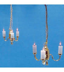 Dollhouse Lighting Fixtures Half Inch Scale Dollhouse Lighting Light Fixtures