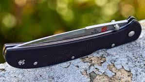 al mar kitchen knives al mar 5hdbt eagle hd heavy duty folding knife 4 satin plain blade