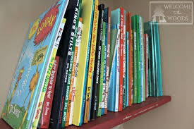 Dr Bookcase Dr Seuss Kids Room Welcome To The Woods