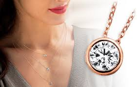 rose gold colour necklace images Jared rose gold jewelry rose gold rings engagement rings jpg