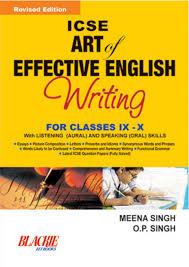 amazon in buy icse art of effective english writing for classes