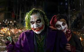 the joker and harley quinn halloween costumes harley quinn joker dc comics artwork batman wallpapers hd