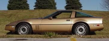 1983 stingray corvette chevrolet corvette car