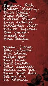 best 25 list of names ideas on list of boys