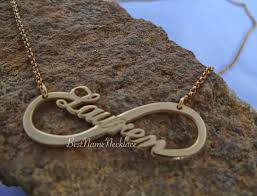 make necklace with name images Infinity jewelry meets personalized jewelry and name necklaces jpg