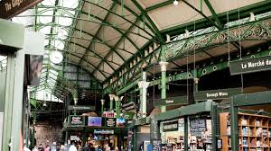 borough market sign the best restaurants in london bridge suitcase magazine