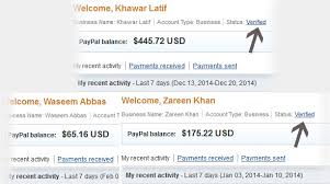 paypal account in pakistan get paypal pakistan
