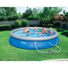 Plastic Swimming Pools At Walmart Fast Set 15 U0027 X 33