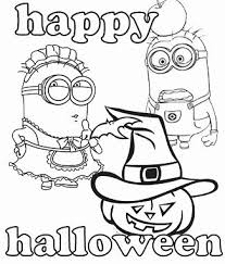 minion coloring pages coloringpagesonly