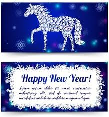 new year postcard greetings new year greeting card design free vector 15 881 free