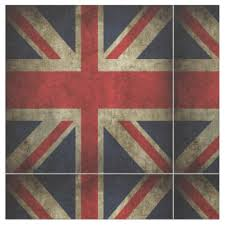 British Upholstery Fabric Union Jack Fabric Zazzle