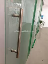 frameless glass sliding doors interior large frameless glass sliding doors buy shower door