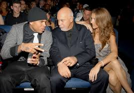 celinedionweb dion with chris brown
