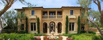mediterranean style homes 12 mediterranean style stucco house exles