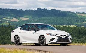 toyota now 2018 toyota camry america u0027s family sedan now checks the mojo
