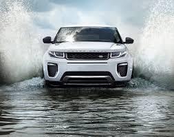 land rover svr white range rover evoque svr rumored
