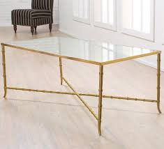 Glass And Gold Coffee Table Best 25 Gold Coffee Tables Ideas On Pinterest Ikea White Coffee