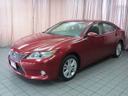 red lexus 2015 2015 used lexus es 350 4dr sedan at north coast auto mall serving