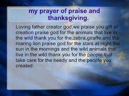 thanksgiving prayers praise thanksgiving blessings