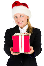giving a christmas gift free stock photo public domain pictures