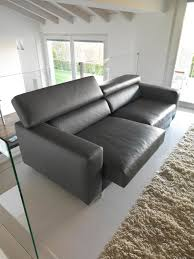 2 Seater Sofa Recliner by Contemporary Sofa Leather 2 Seater Reclining Broadway Gyform