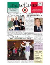 Lucy Lume Url Pics by The Italian Times April 2012 By Italian Community Center Issuu