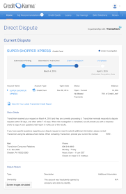 dispute credit report letter template credit karma launches direct dispute feature to help the one in credit karma launches direct dispute feature to help the one in four1 americans with a credit report error business wire