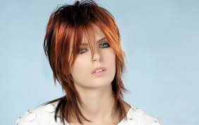 modern day mullet hairstyles pretty minimalistic styles become brighter and more beautiful