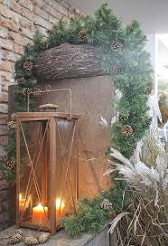 Rustic Christmas Decorations For Outside by 570 Best Christmas On The Porch Images On Pinterest Christmas