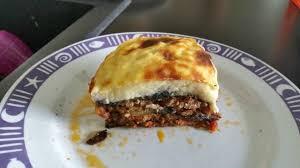 cuisine grecque moussaka moussaka grecque cuisine douceurs et partage