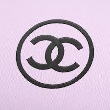 Greece Flag Emoji Embroidery Design Chanel Paris Logo