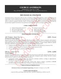 Sample Resume For Ojt Mechanical by Mechanical Engineering Resume Sample Jennywashere Com