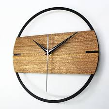 wholesale theatrical style wall clock creative nordic watch home