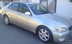 lexus is200 hatchback lexus is 200 1999 sedan 2 0l petrol automatic for sale nicosia