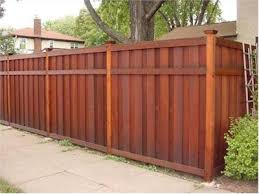 unique pictures of fences types of fences with pictures for best