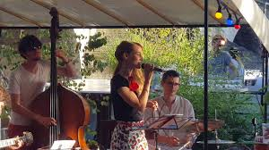 Bands Of The Backyard The Scarlet Swing Band Of Clara Brajtman August 7th 2016