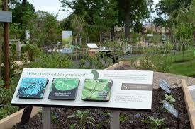 Season Botanic Gardens Discovery Garden Botanic Garden