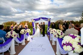 wedding ceremony decorations amazing outdoor wedding ceremony decorations with printed aisle