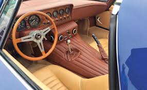 maserati a6gcs interior eye candy by the sea