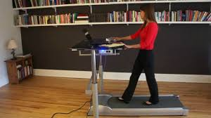 Diy Treadmill Desk by How Easy Is It To Walk And Work At A Treadmill Desk By Rebel Desk