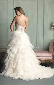 sell wedding dress hot sell chagne beaded bodice wedding dress with ruffle skirt