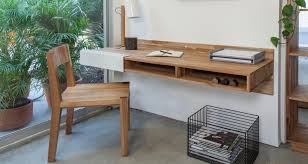How To Build A Wall Mounted Desk Get To Work At These 9 Wall Mounted Desks Core77
